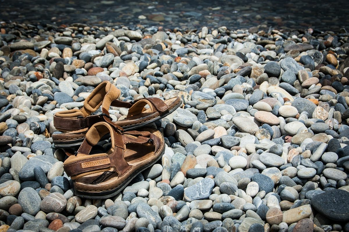 Brown Water Shoes