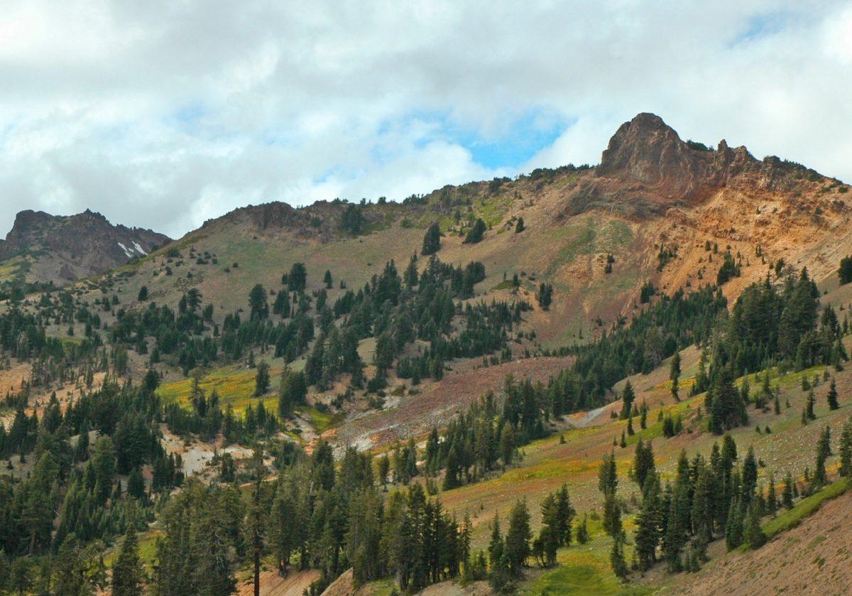 High Peaks Trail at Pinnacles National Park