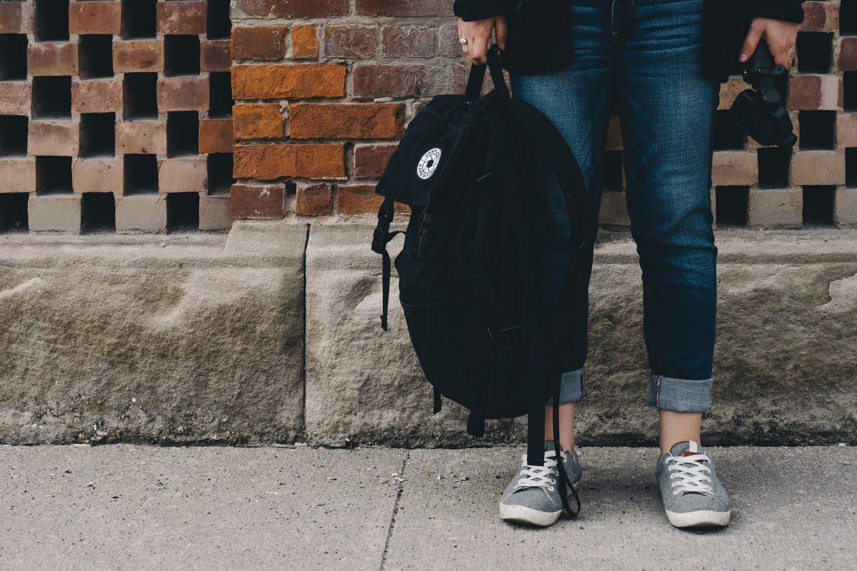 Travel-friendly bag