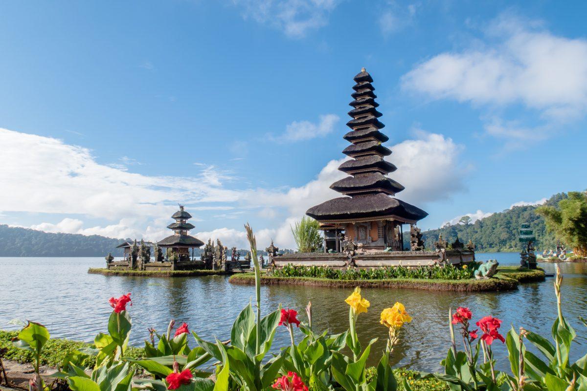 Ulun Siwi temple in Jimbaran, Bali