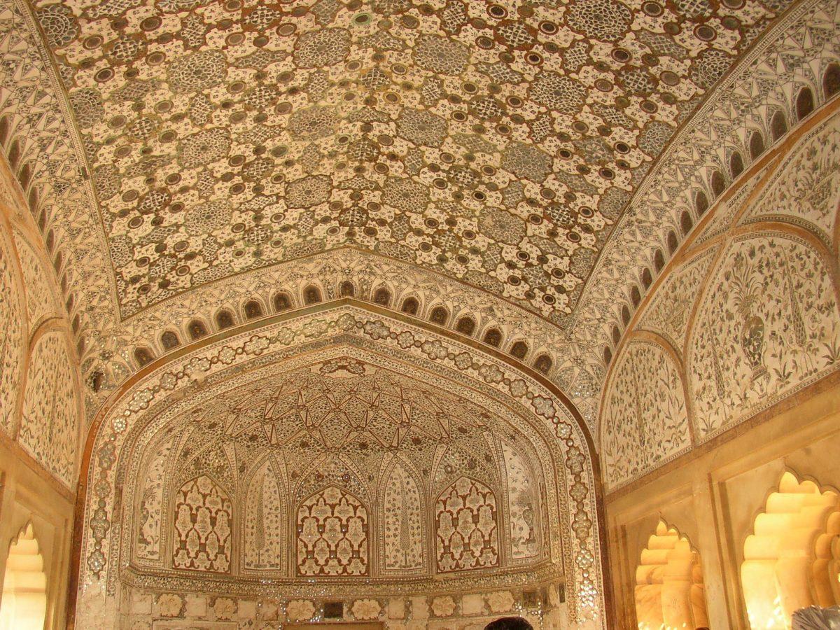 Sheesh Mahal Amber Fort Jaipur