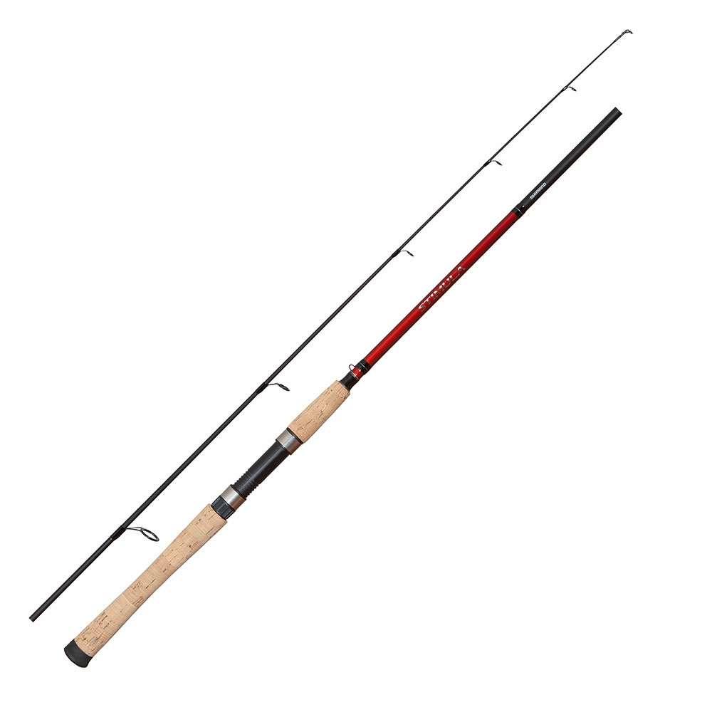 A Shimano Stimula Spin Rod