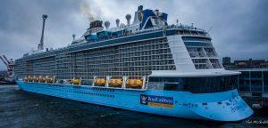 Anthem Of The Seas, Cruise