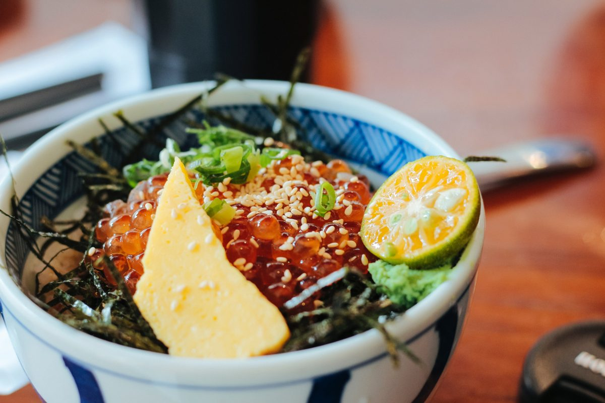 Donburi, Japanese Food, Japan