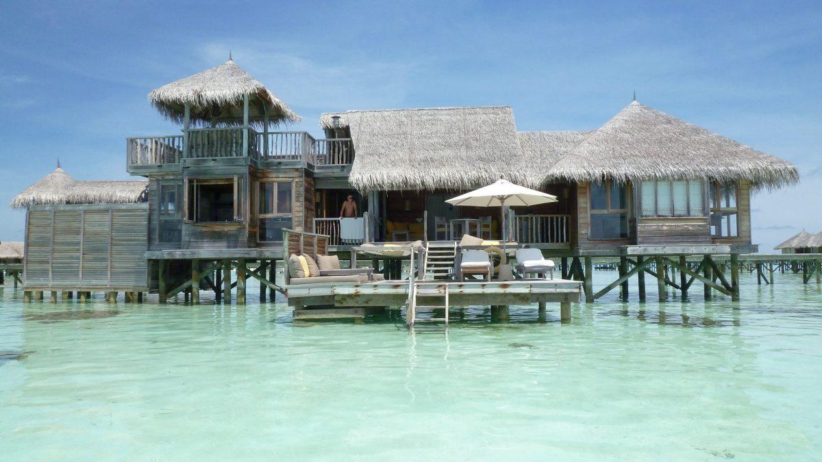A private villa in Soneva Gili (Gili Lankanfushi), Maldives