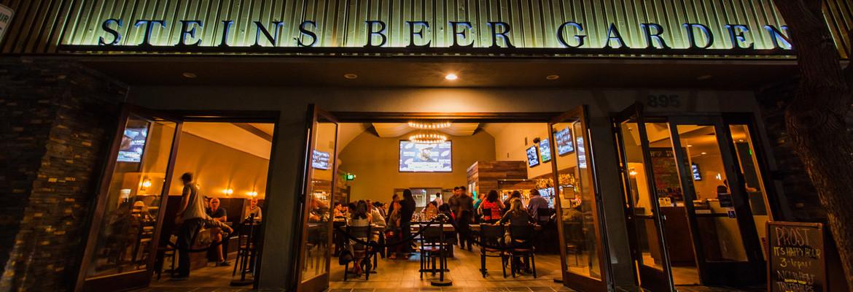Steins Beer Gardens