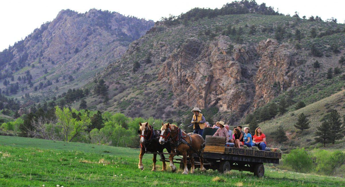 Sylvan Dale Ranch, Colorado