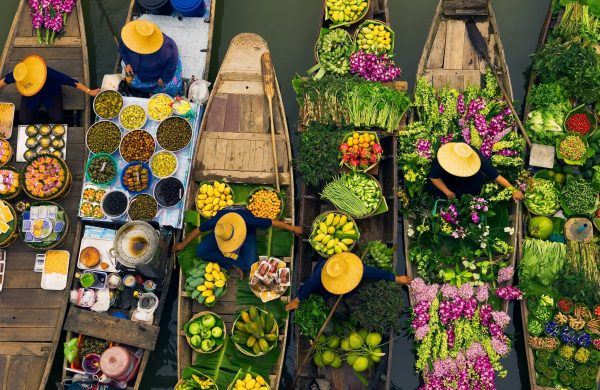 Khlong Lat Mayom Floating Market In Bangkok – All You Need To Know