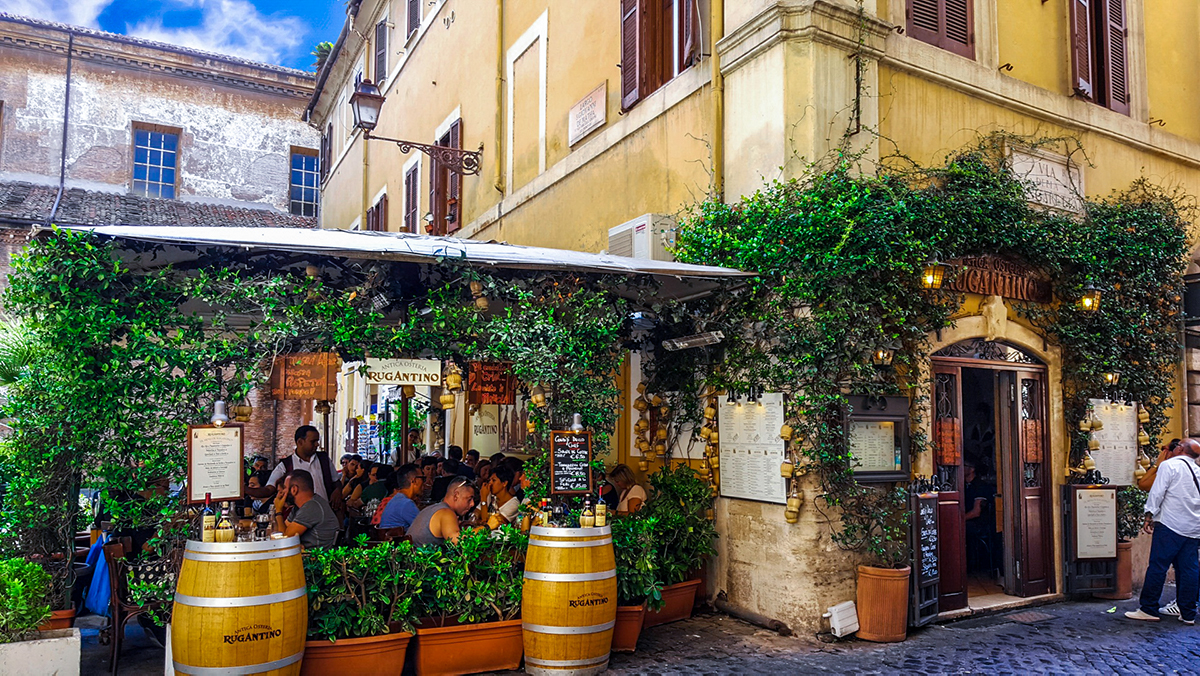 trattoria in trastevere - All You Need To Know About Visiting The Trevi Fountain In Rome