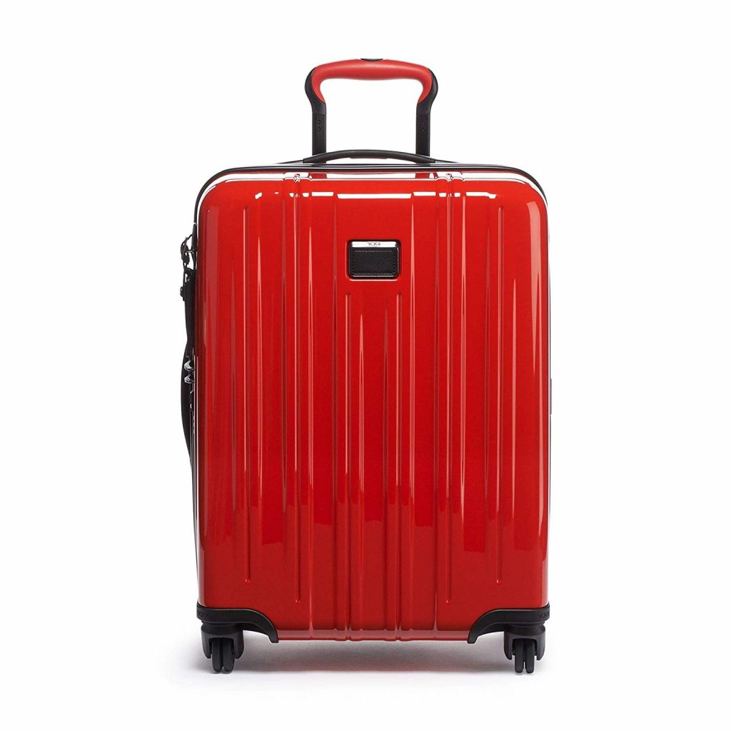 Tumi carry on luggage