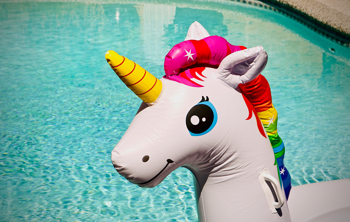 unicorn - The Best Pool Floats For Kids And Kids At Heart