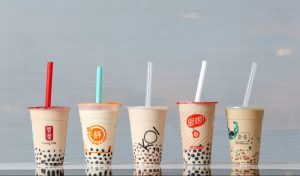 Bubble Tea, Pearl Milk Tea, Taiwan