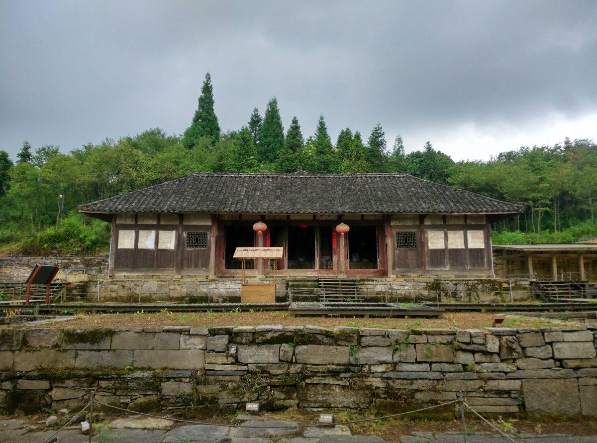 Grand Guizhou Hailongtun Castle