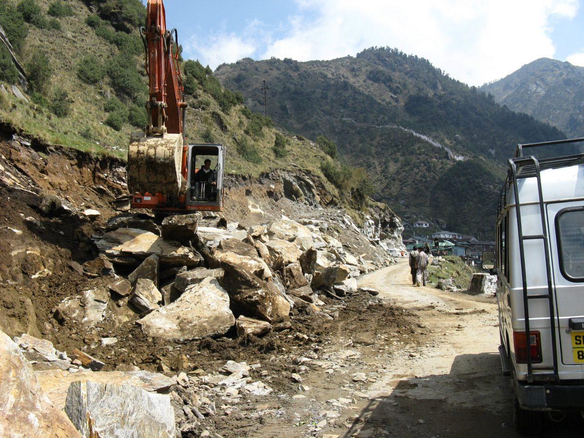 Nathu La pass Gangtok
