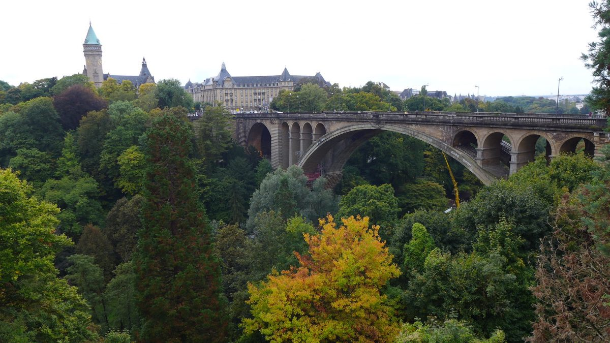 The national symbol of Luxembourg is something that you wouldn't want to miss when you're in the country.