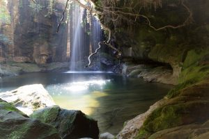 Black Pool Isalo National Park