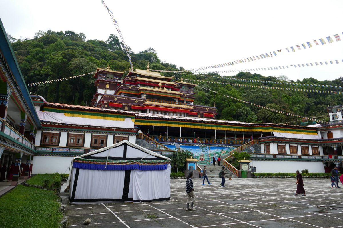 Ranka monastery in Gangtok