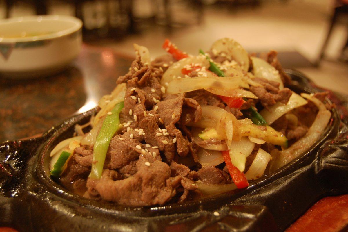 Bulgogi, Grilled Beef, Korean BBQ
