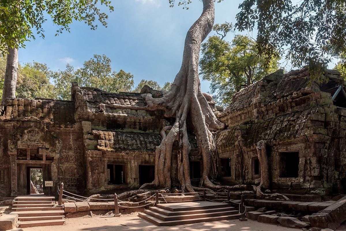 Siem Reap Dry Season
