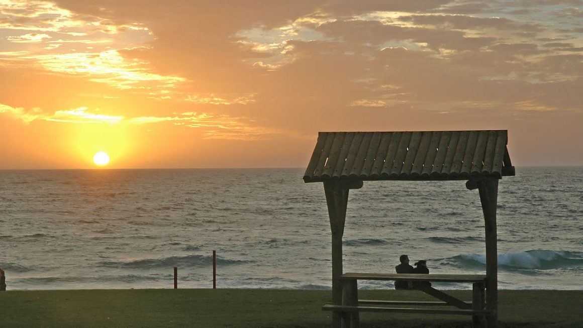 1280px Beach sunset Perth 1160x653 - 7 Best Beaches in Perth, Australia
