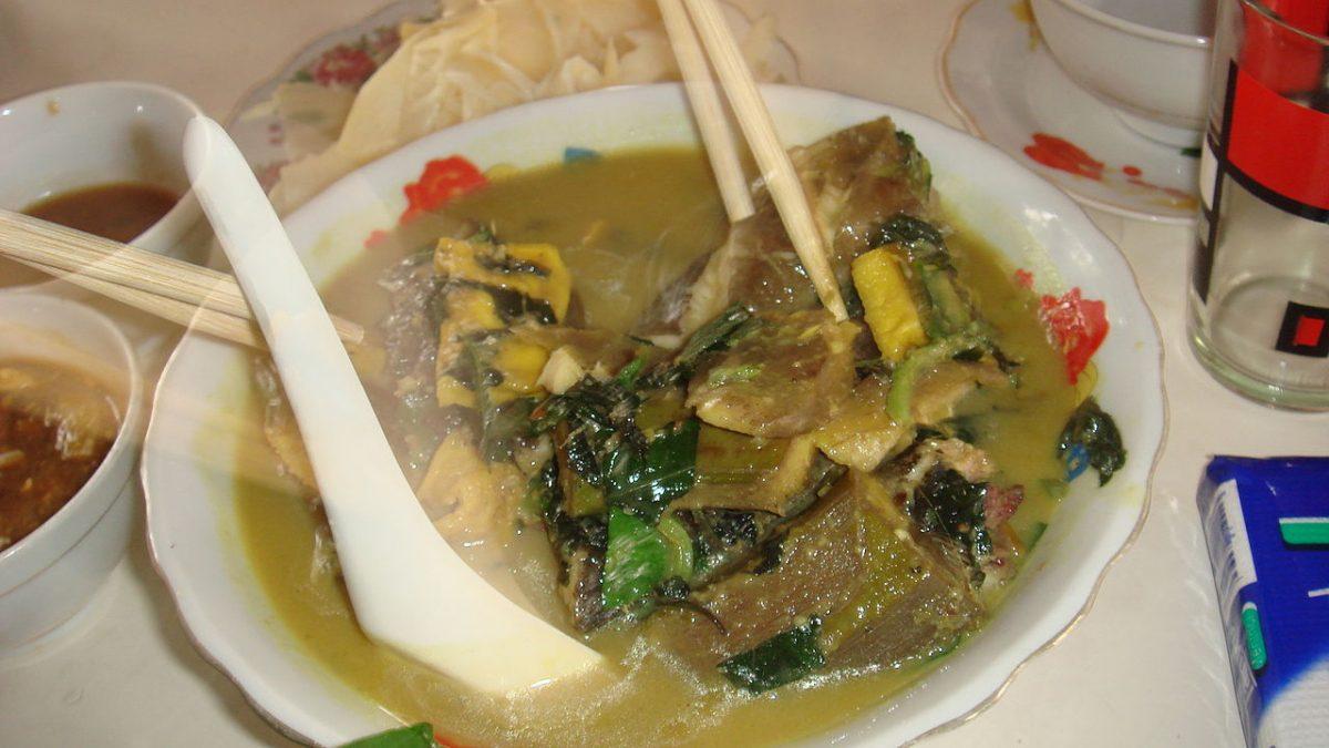 snails, vietnamese food