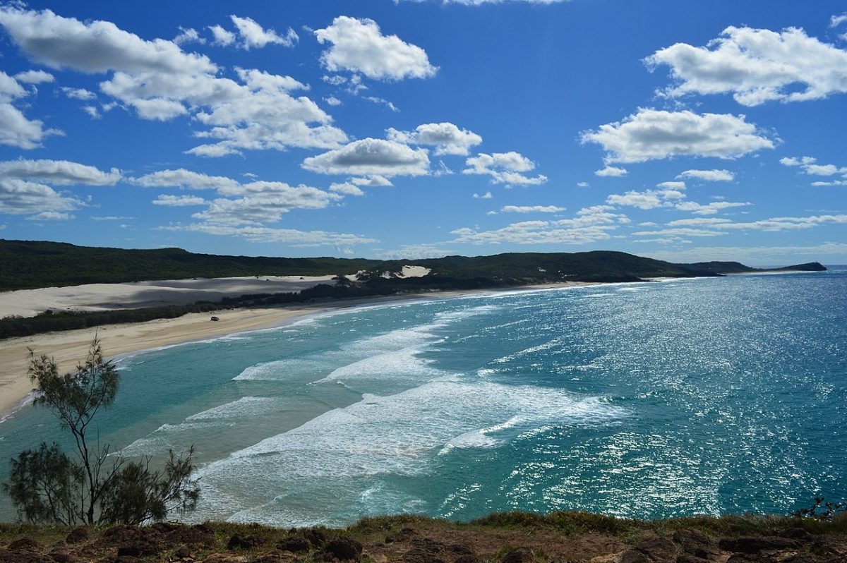 75 mile beach, australia beaches