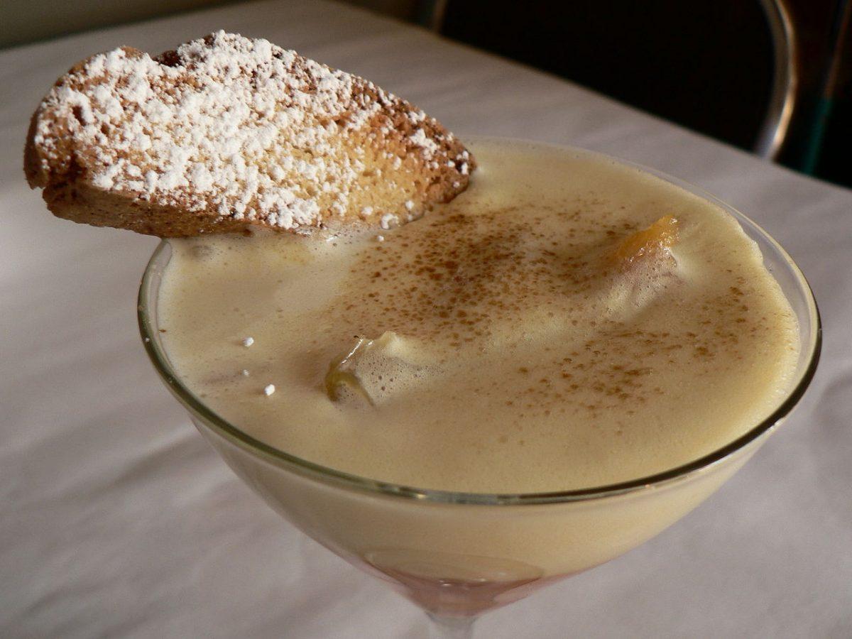 Zabaglione, italian desserts