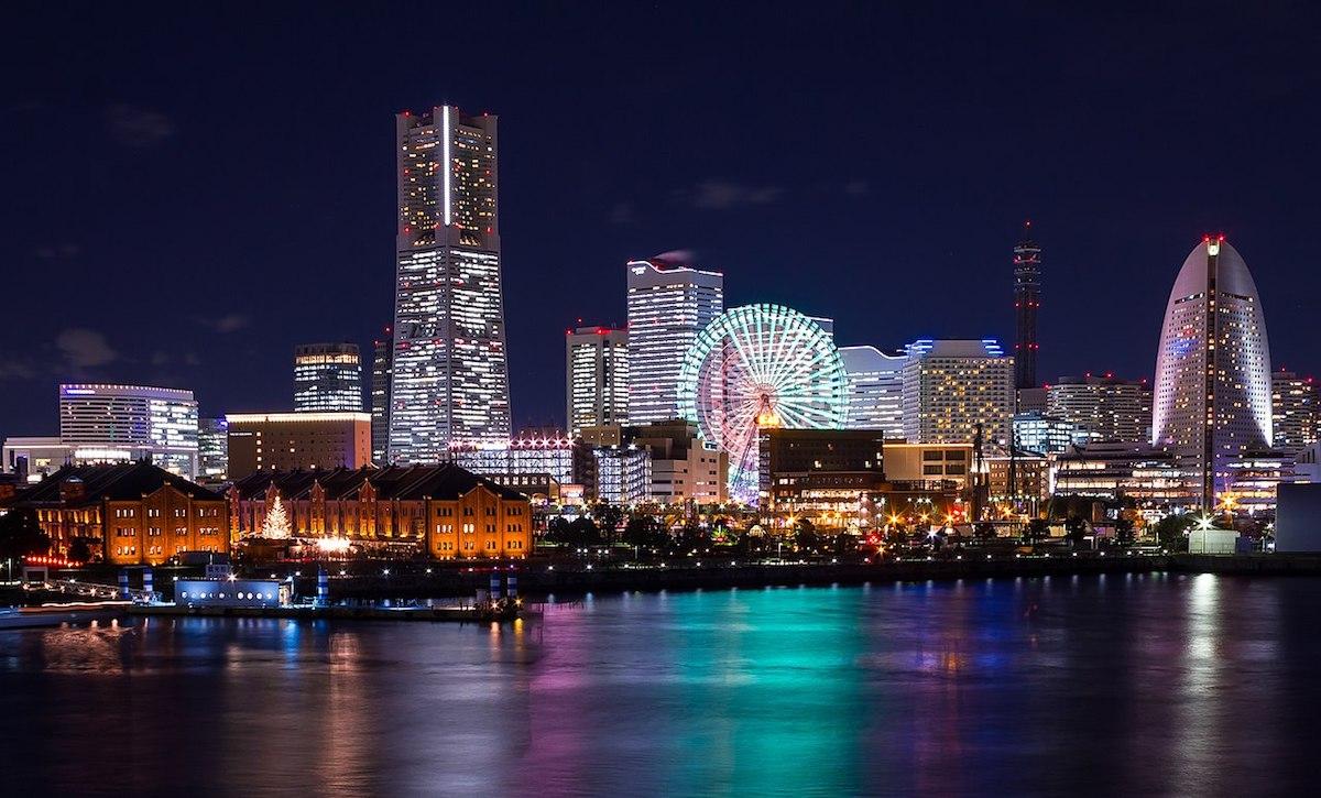 Minato Mirai, Yokohama, Japan