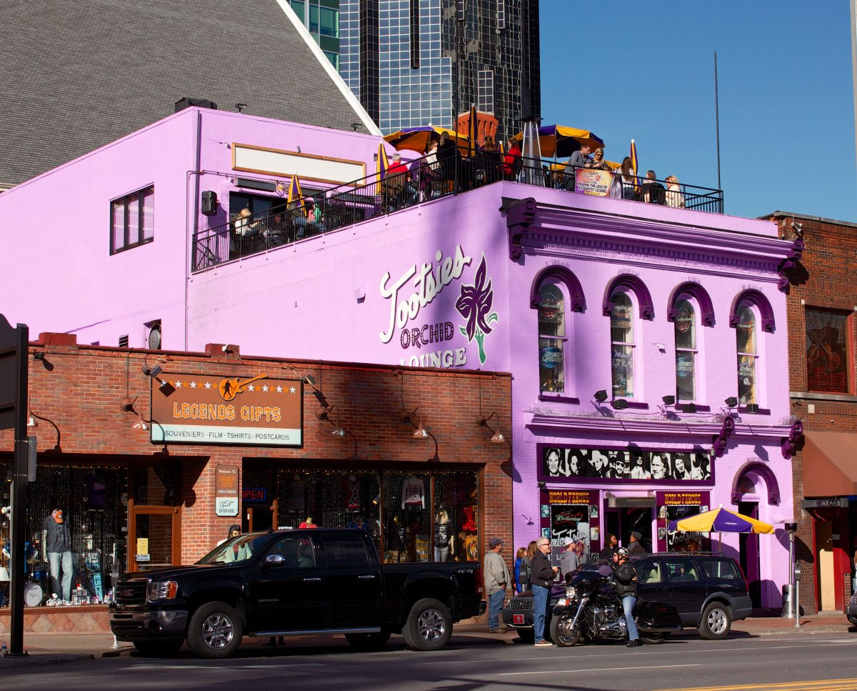Tootsie's Orchid Lounge, Things To Do In Nashville