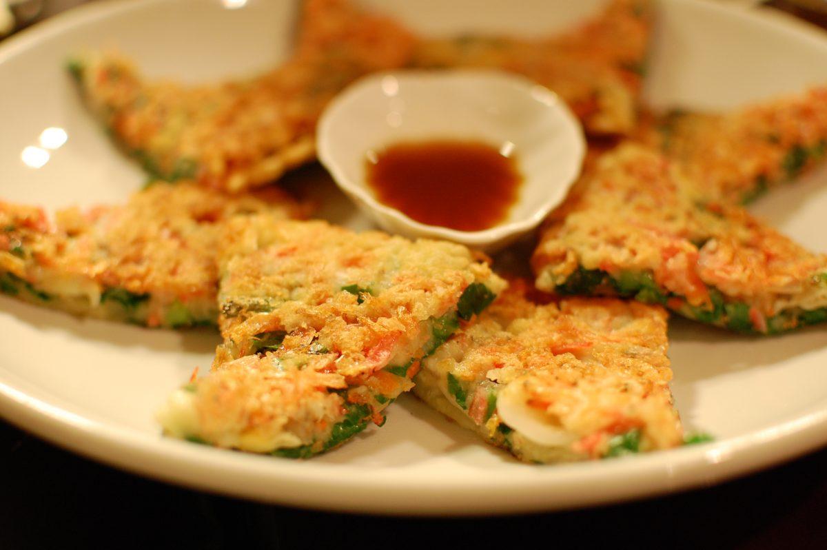 Jeon, Pancake, Korean Food