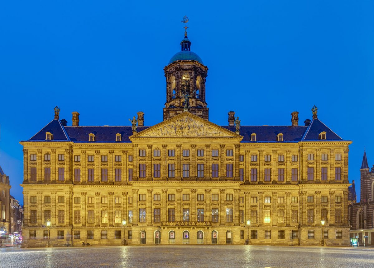 1504px Palacio Real Ámsterdam Países Bajos 2016 05 30 DD 07 09 HDR - Royal Palace In Amsterdam - All You Need To Know