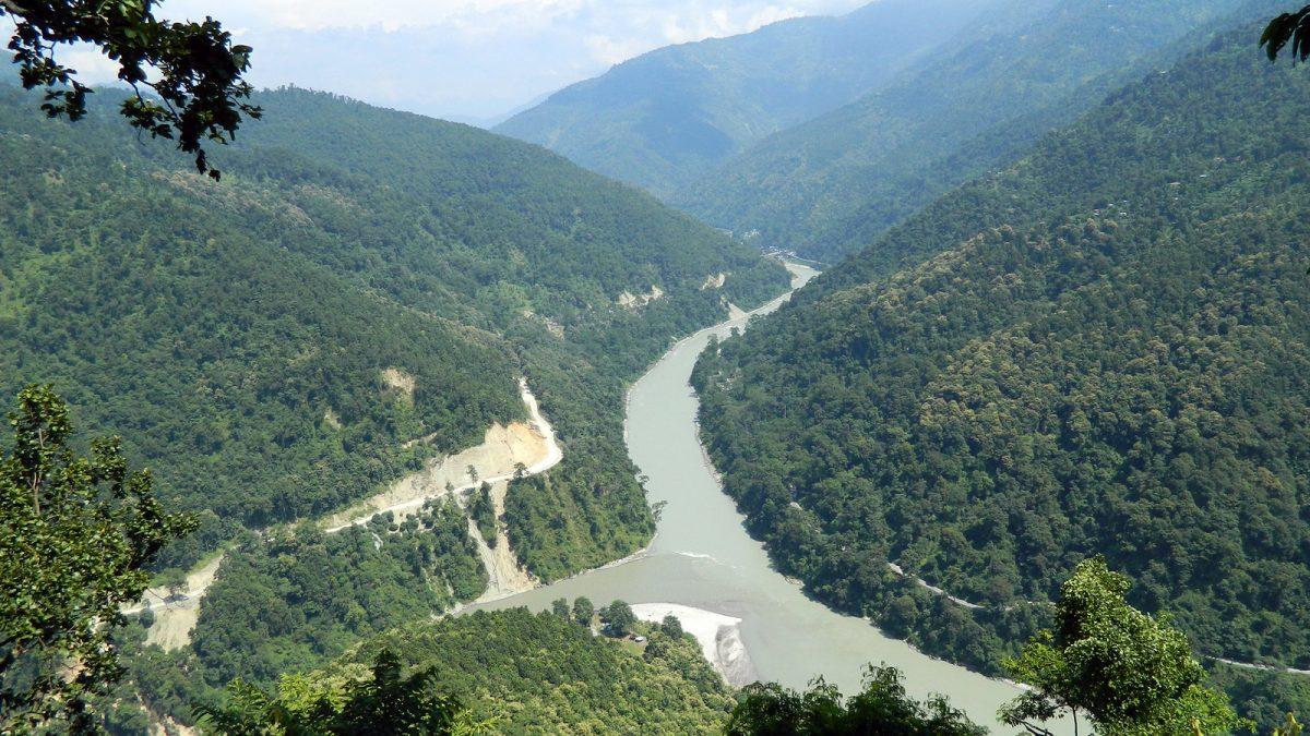Teesta River, Darjeeling