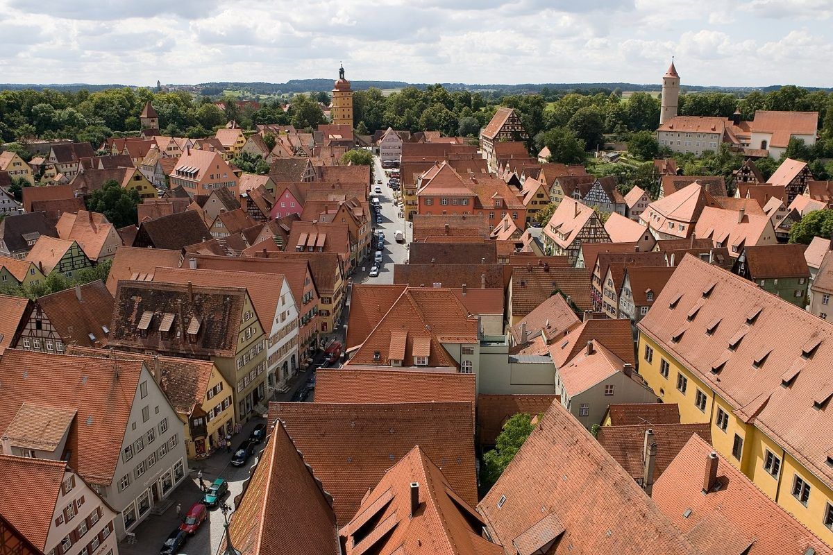 1620px Dinkelsbuehl Kirchturm West - The Romantic Road In Germany - All You Need To Know