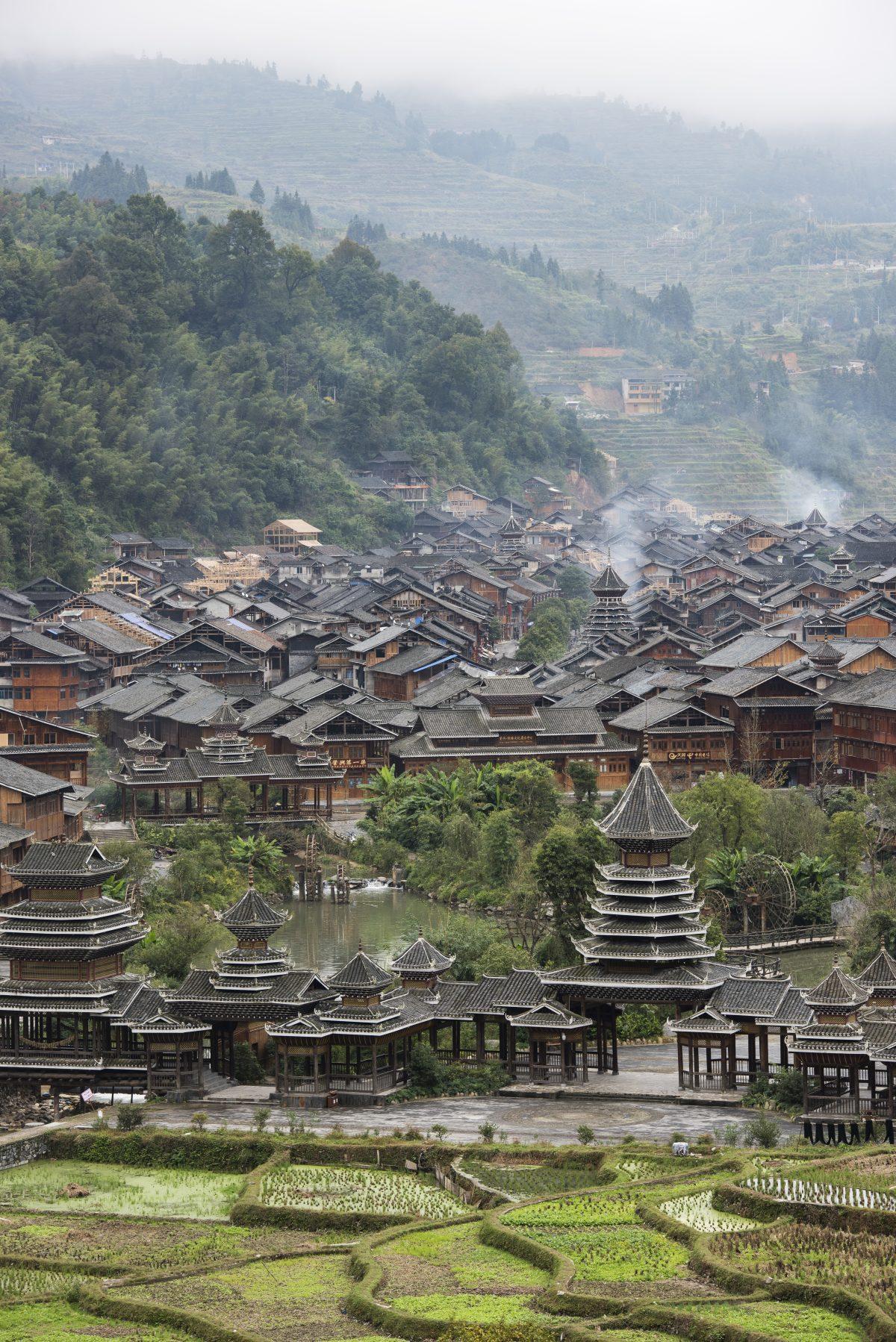 Ethnic Villages