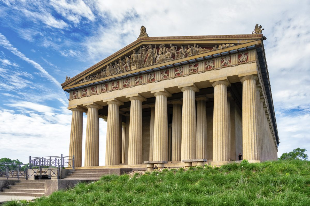 The Parthenon, Things To Do In Nashville