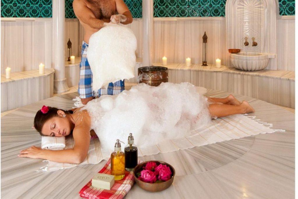 Turkish Bath in Turkey