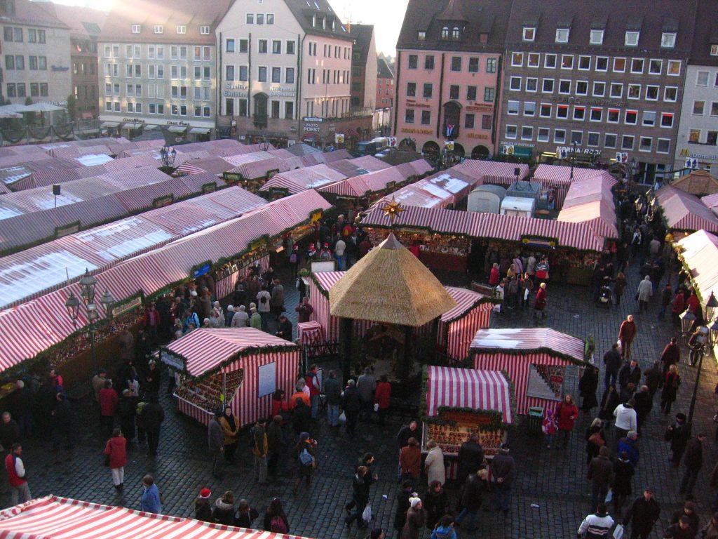 Market Christmas