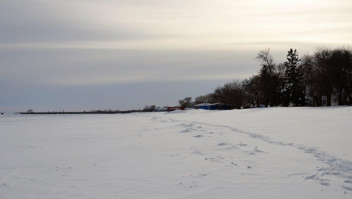 Lake Winnipeg, Ice Fishing