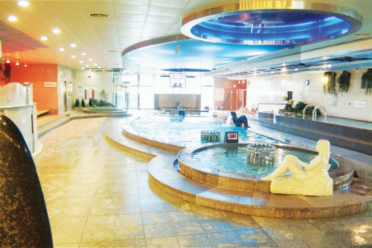 Home Spa World, Daegu, South Korea