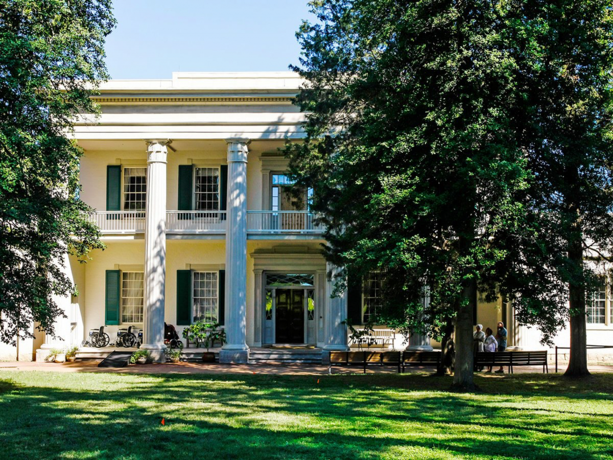 Andrew Jackson's Hermitage, Things To Do In Nashville