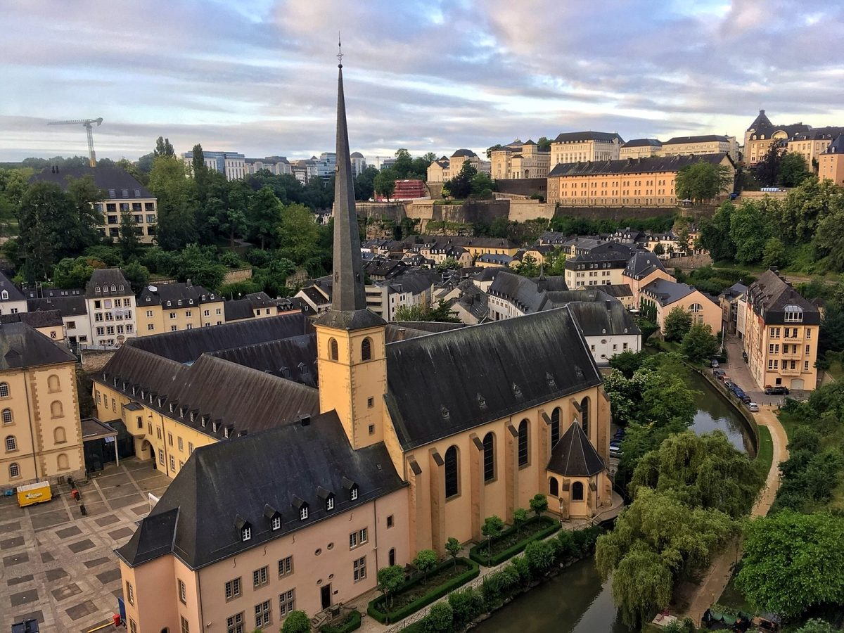 Placed in the southern part of Luxembourg, Neumünster Abbey is not just a meeting place, it is also a place of great cultural value.