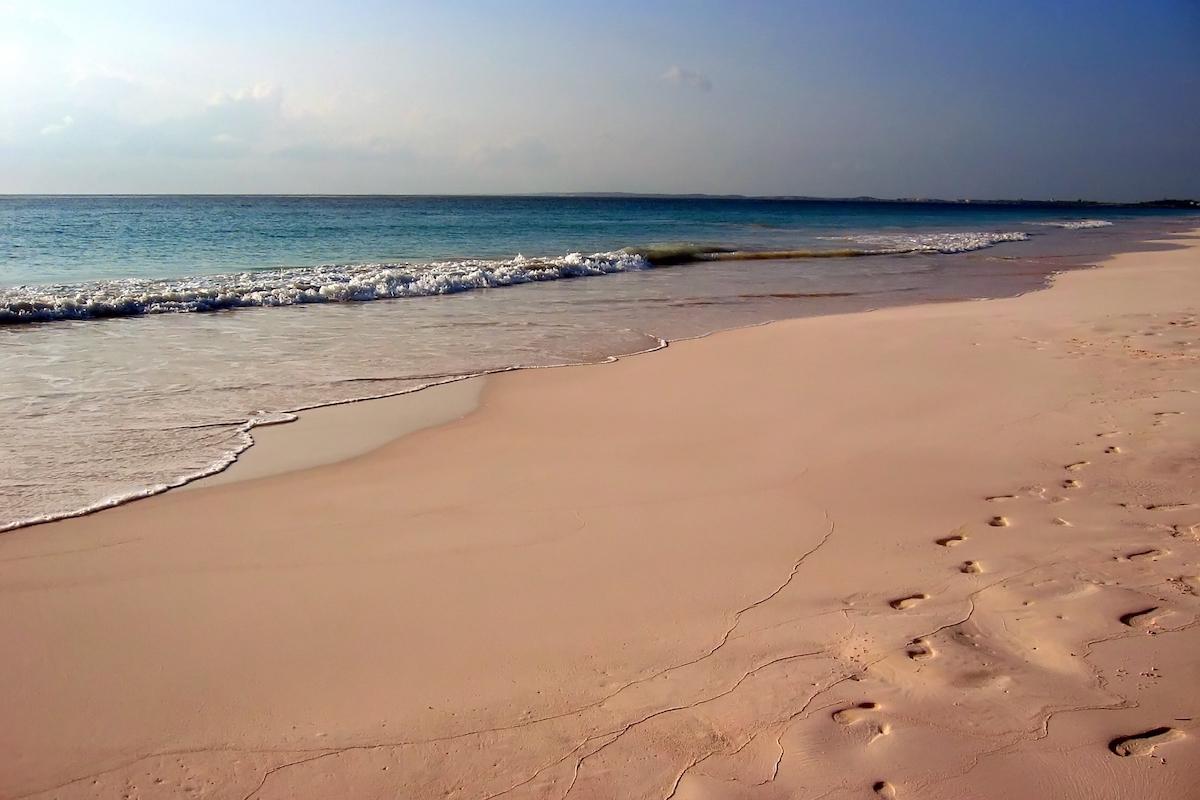 Pink Sands, Harbor Island, Bahamas