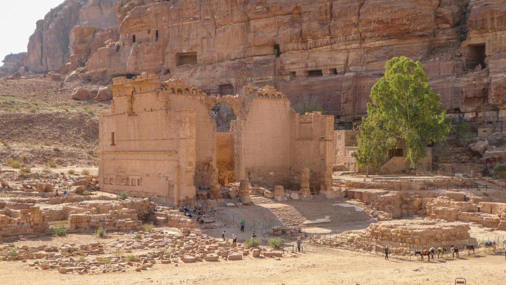 Egypt Mud Temple