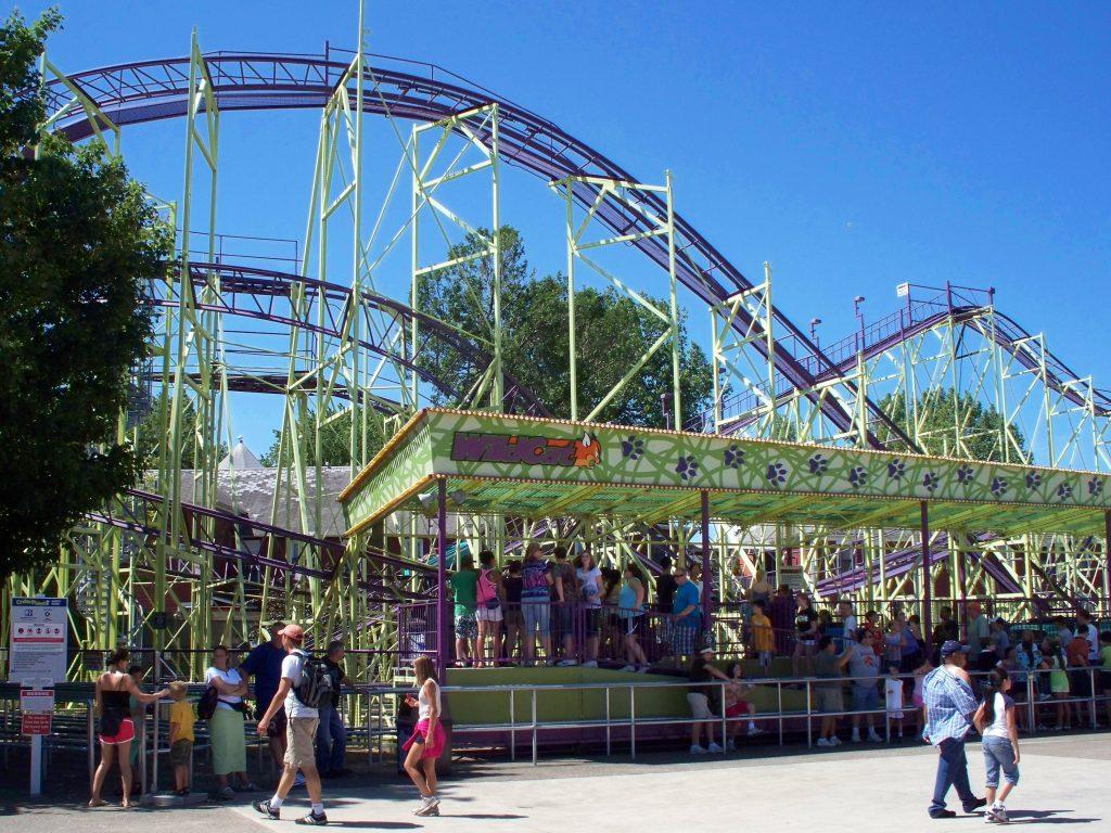Amusement Park Sandusky