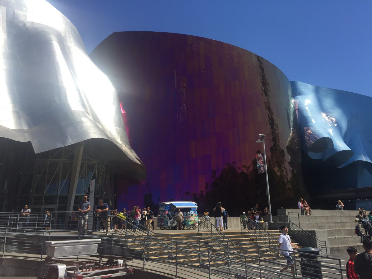 Seattle Museum of Pop Culture
