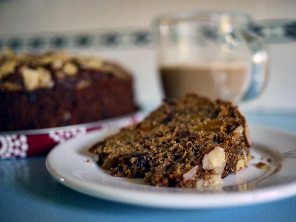 porter cake, irish desserts