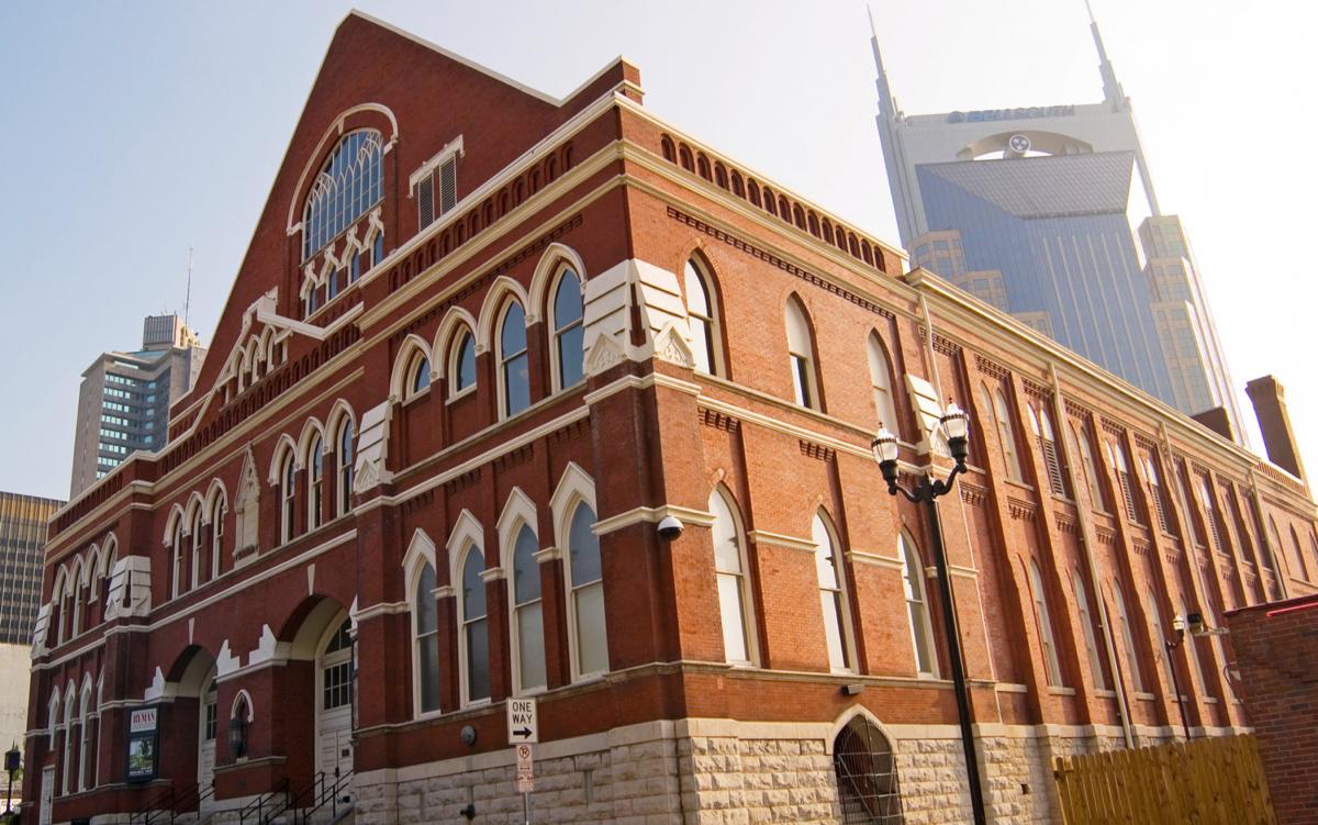 Ryman Auditorium, Things To Do In Nashville