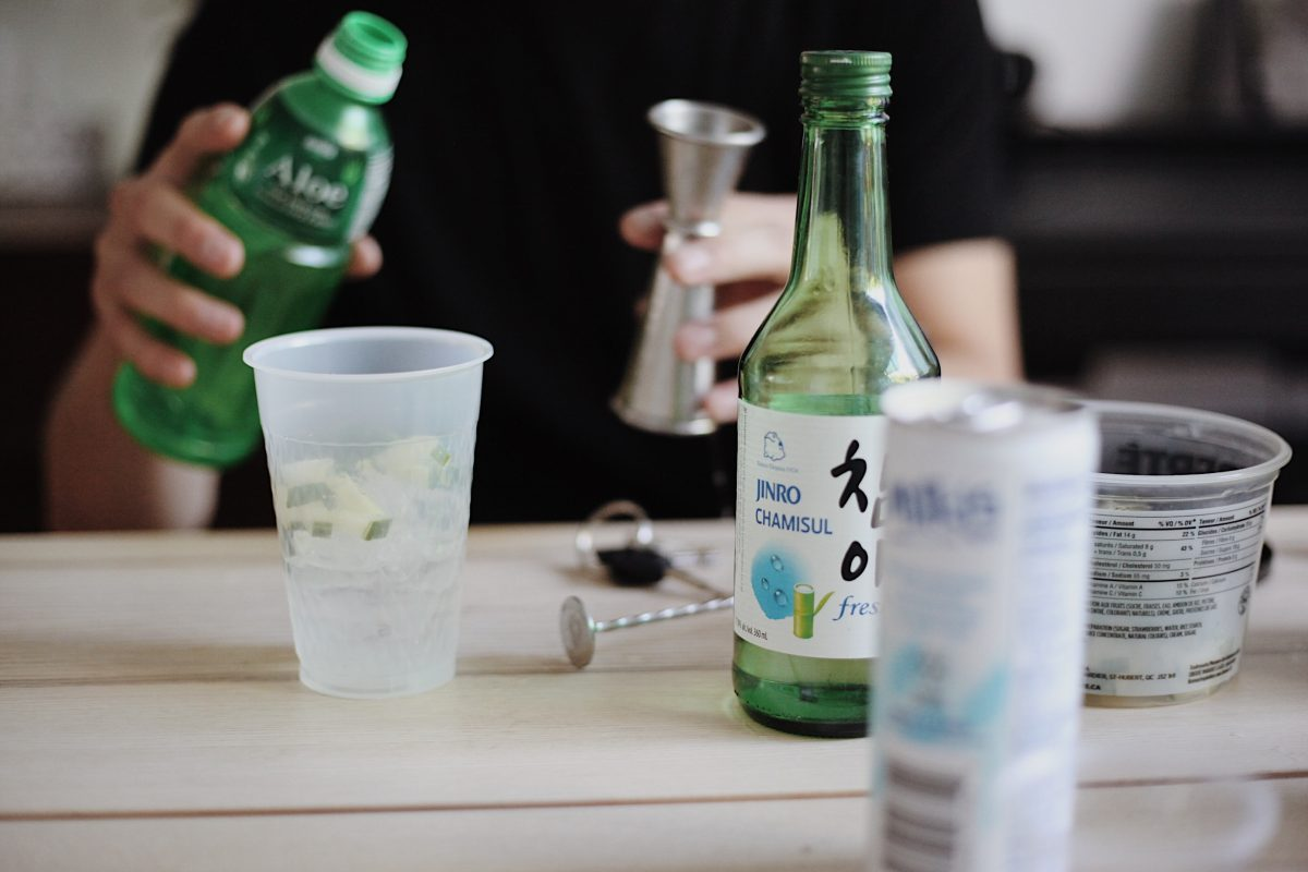 Soju, Korean Alcohol