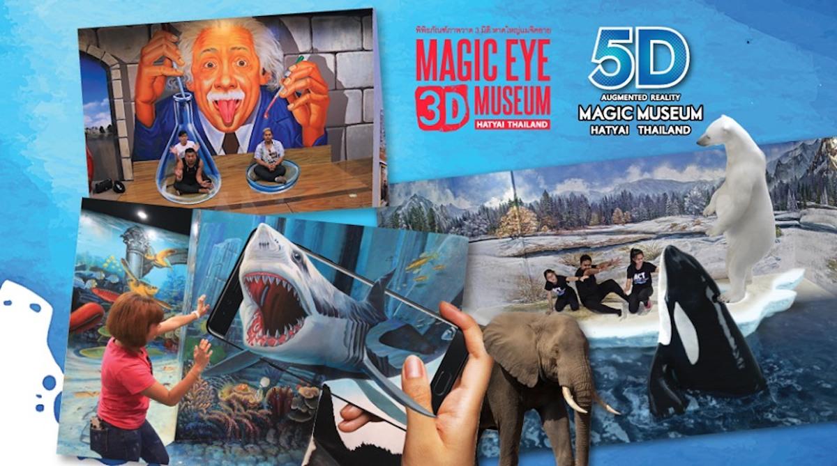 Magic Eye Museum, Hat Yai