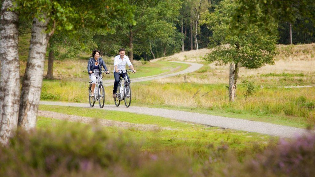 Hoge Veluwe Biking